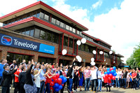 Travelodge New TV Ad Balloon Race Release